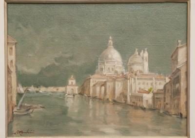 Dipinto a olio su tela. Autore: Renato Nembrini
