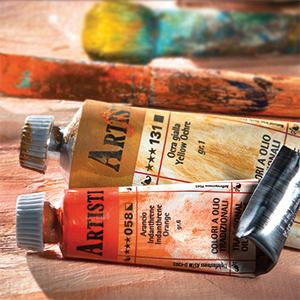 Belle arti e Grafica Colorificio Nembrini